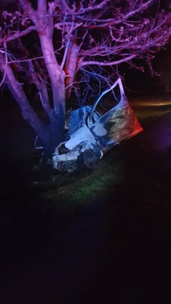 <p>Accident îngrozitor în Botosani</p>