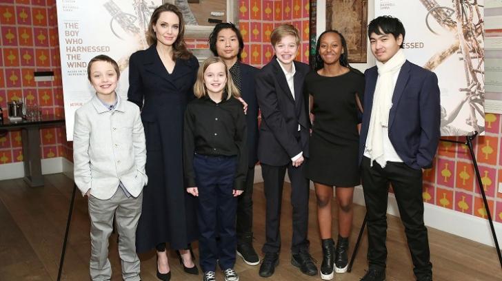 Angelina Jolie e o mamă singură. Cum se descurcă de fapt fără Brad Pitt