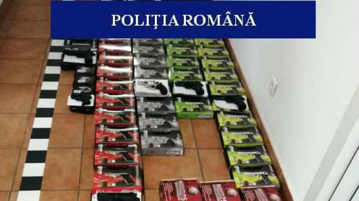Arsenal găsit în duba unui şofer bulgar, la Vama din Calafat
