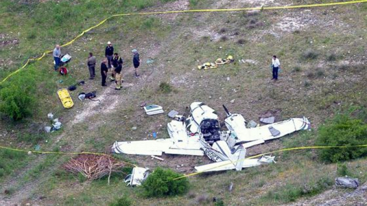 Tragedie in aer: un avion s-a prabusit! Nu exista supravietuitori