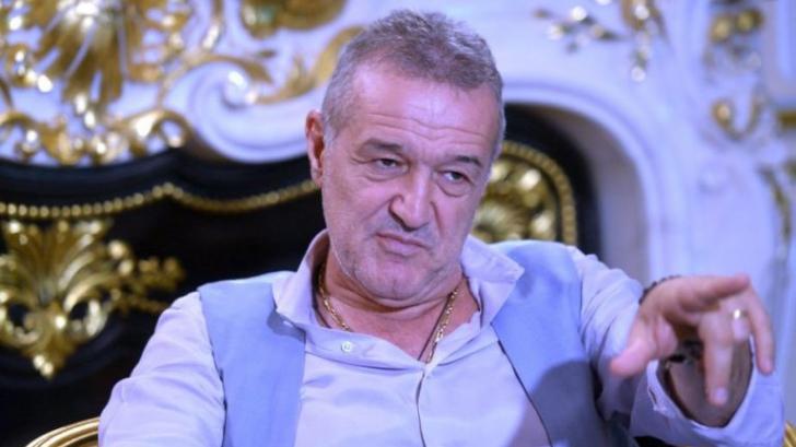 """Gigi Becali, cu moralul ridicat: """"Am intrat in Liga Campionilor si dupa locul 2"""""""