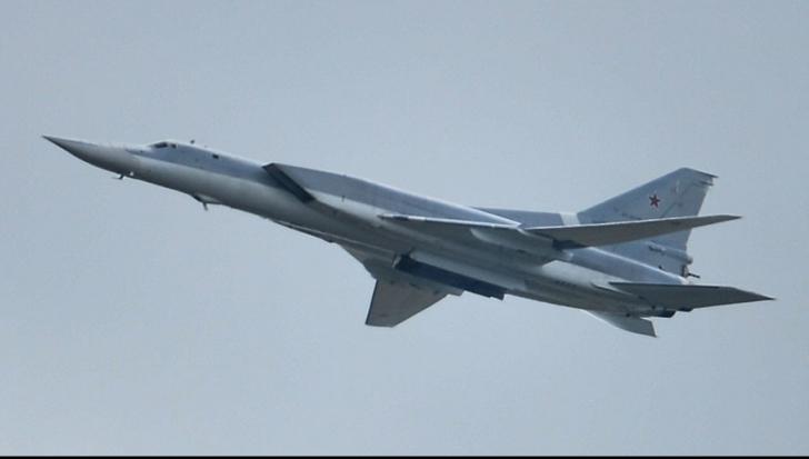 Rusia a survolat Marea Neagră cu bombardiere în timpul exercițiului Sea Shield