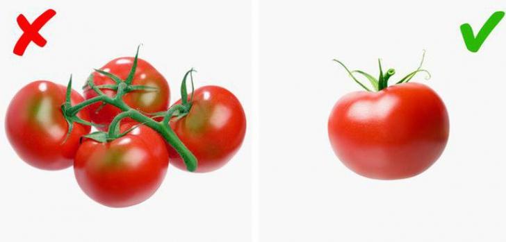 Cum recunoşti cele mai sănătoase roşii. Sigur nu ştiai trucul ăsta!