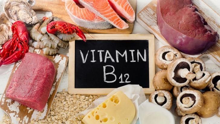 Deficit vitamina B12
