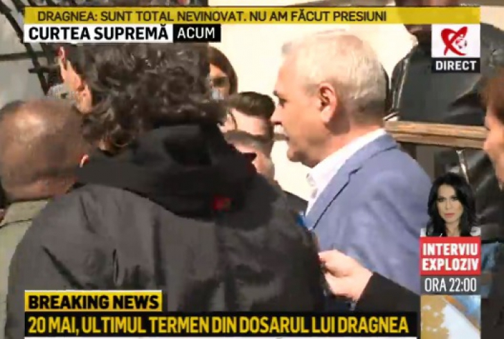 Zi de foc pentru Liviu Dragnea. Ședința de judecată, suspendată!