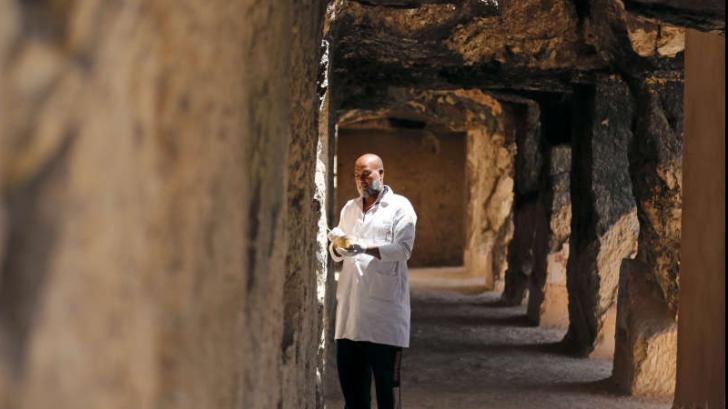 Descoperire fabuloasă făcută de arheologi. E incredibil ce au găsit printre ruine