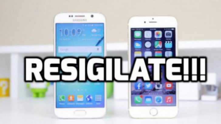 eMAG - 6 oferte de telefoane Samsung Galaxy si iPhone resigilate