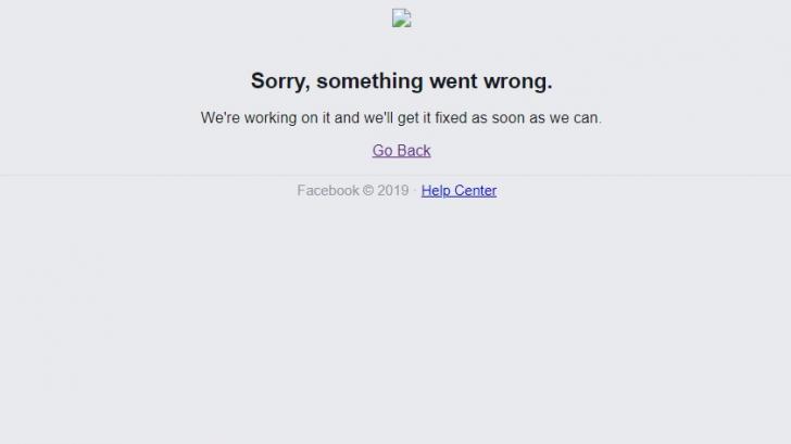 <p>Facebook a picat</p>