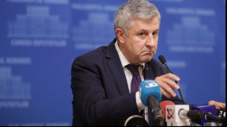 Florin Iordache, tartorul masacrării legilor justiției