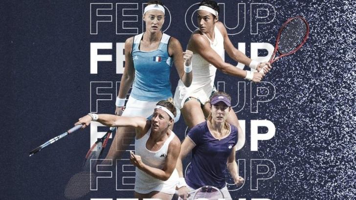 Fed Cup | Franța și-a anunțat echipa pentru confruntarea cu România