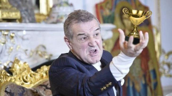 "Gigi Becali a rabufnit si s-a referit la Augustin Lazar: ""Tortionar?"""