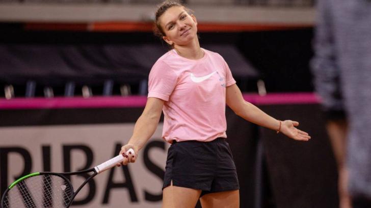 Cine a motivat-o pe Simona Halep înainte de Fed Cup