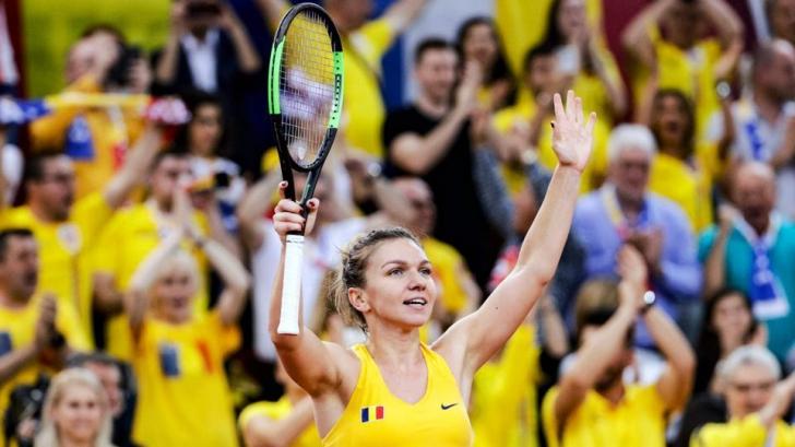 FED CUP | Simona Halep&Co și-au aflat posibila adversară din finală!