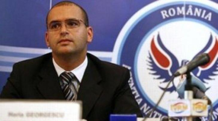 """Horia Georgescu, fostul sef ANI, reactie la scrisoarea lui Maior: """"Minte grosolan"""""""