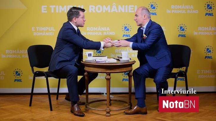 Rares Bogdan despre traditii, sarbatori si respect pentru semeni (VIDEO)