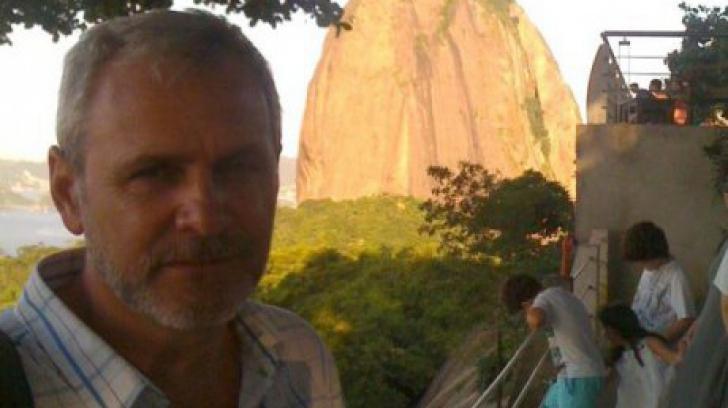 Liviu Dragnea, în Brazilia
