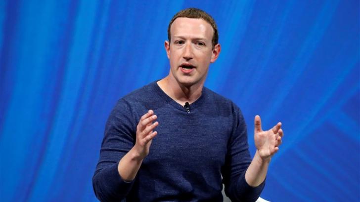 Amendă pentru Facebook în scandalul Cambridge Analytica