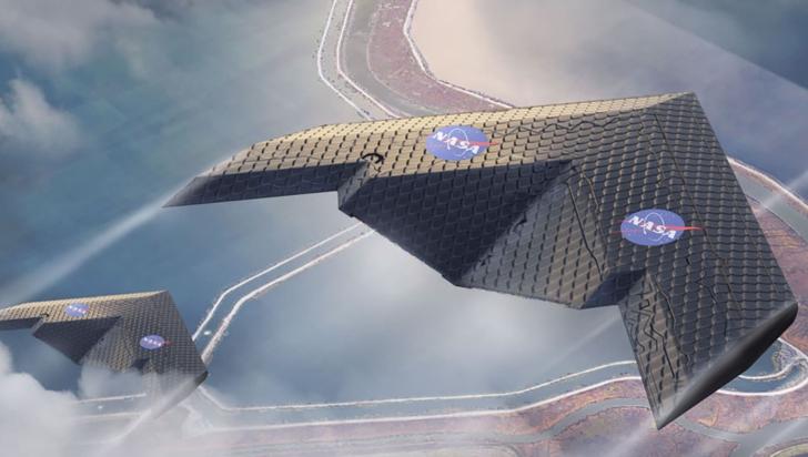 NASA a făcut anunțul oficial: pregătește un OZN și așa va revoluționa transporturile!