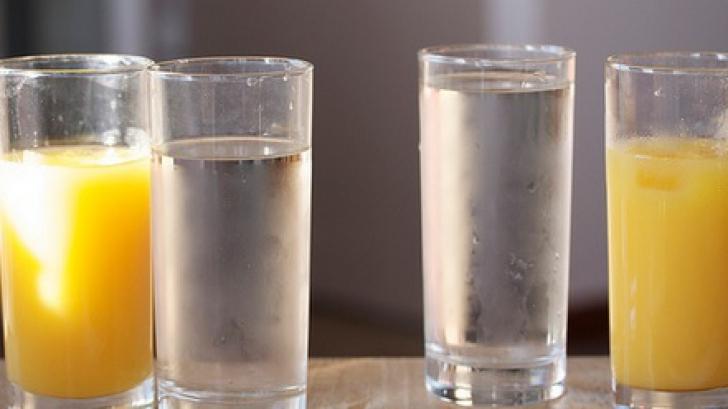 Ce-a pățit o femeie care, timp de trei săptămâni, a băut numai apă și suc