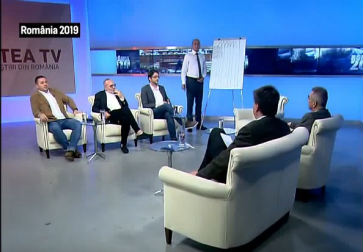 """Ediție specială """"România 2019"""", pronosticurile pentru Bruxelles (VIDEO)"""
