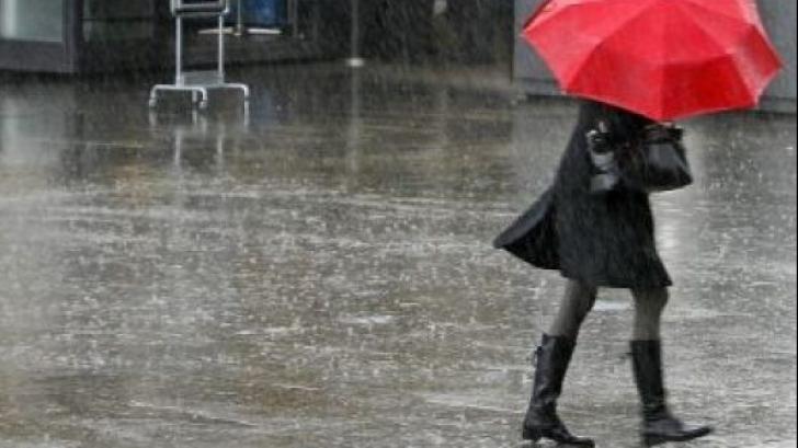 Ploi în toate regiunile