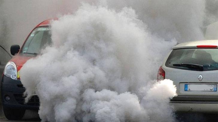 Orasul in care este interzisa temporar circulatia vehiculelor Diesel, din cauza poluarii