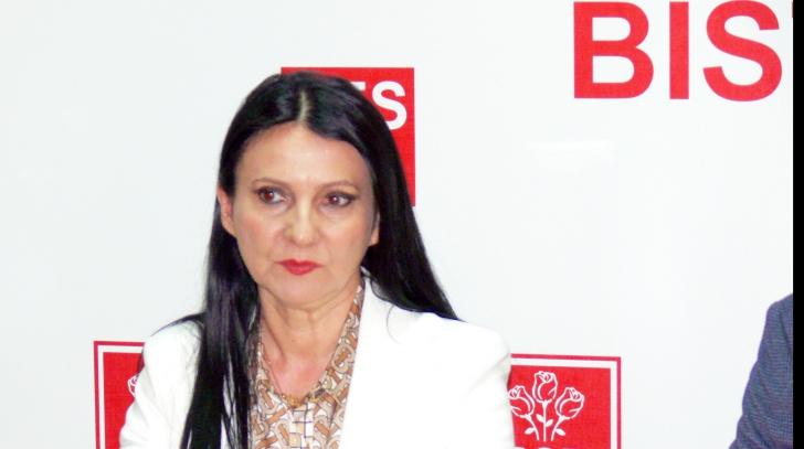 Sorina Pintea, la Bistrita