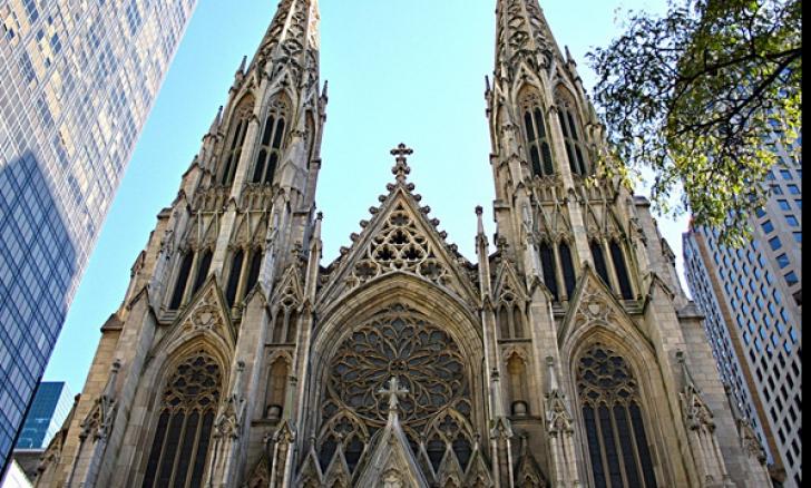 Catedrala St Patrick din New York