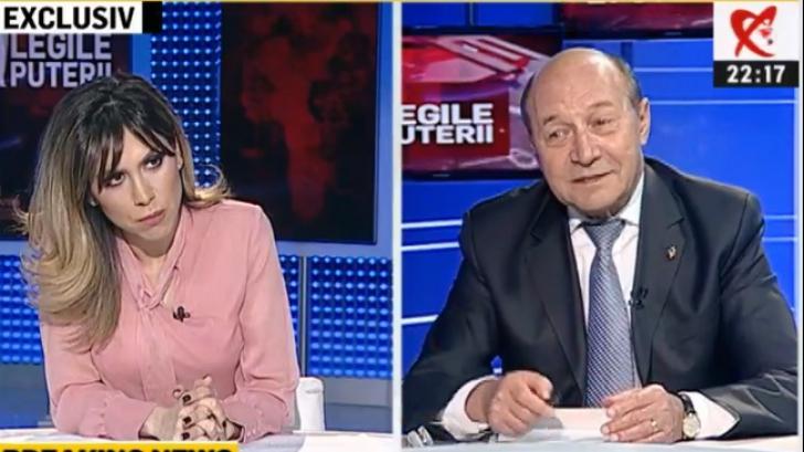 Traian Băsescu nu își asumă protocoalele secrete