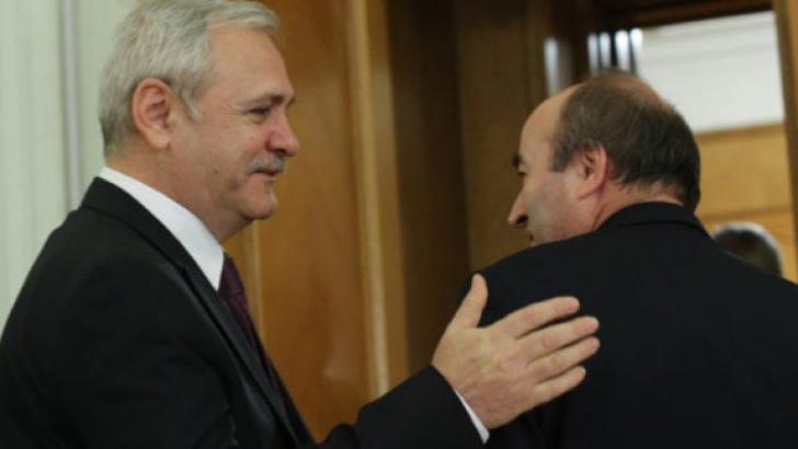 Dragnea îl amenință pe Toader cu CEX-ul PSD
