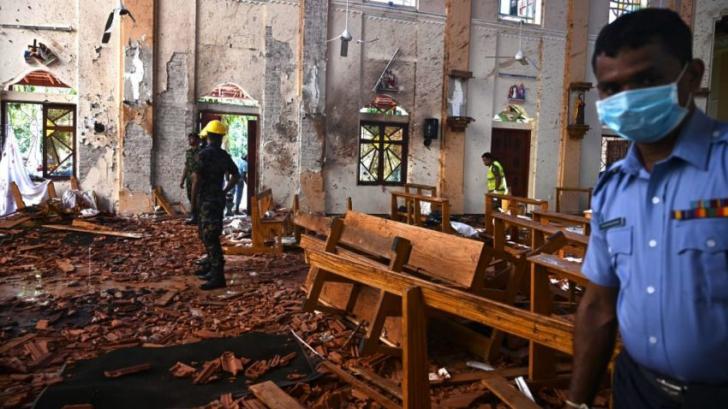 Atentate în Sri Lanka: 42 de cetăţeni străini morţi identificaţi