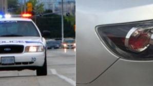De ce ating poliţiştii unul dintre farurile mașinii atunci când te opresc în trafic. De necrezut!