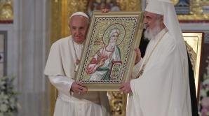 Papa Francisc și Patriarhul Daniel
