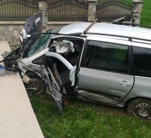Accident în Botoșani