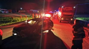 Accident grav Satu Mare