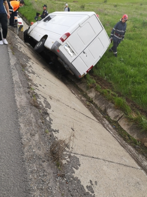 Accident Huedin