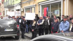 Proteste la Arad