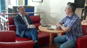Augustin Lazar, in interviul acordat jurnalistului Cristian Otopeanu