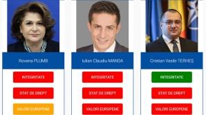 candidati europarlamentare 2019