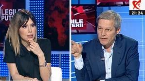 Dacian Cioloș, la Realitatea TV