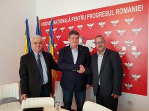 Protocoale UNPR. Gabriel Oprea, tur de forță în Focșani, Buzău, Constanța, Tulcea, Galați și Brăila
