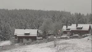 Iarna s-a întors în Europa: Ninsori puternice în luna mai