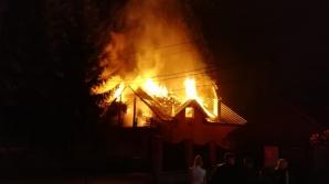 Incendiu Bistrita