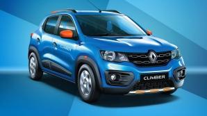 Dacia electrică, pe modelul Renault Kwid
