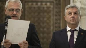 Dragnea și Iordache, cuplul de atac anti-justiție