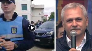 Dictatura lui Dragnea, azi la Topoloveni