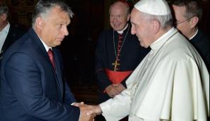 Viktor Orban speculează vizita Papei în România