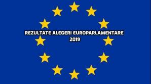 Rezultate alegeri europarlamentare 2019 - exit poll ora 21