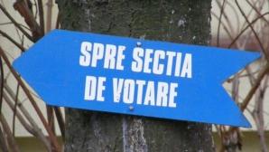 Sectii de votare 26 mai 2019