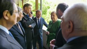 Liderii UE la Summitul de la Sibiu